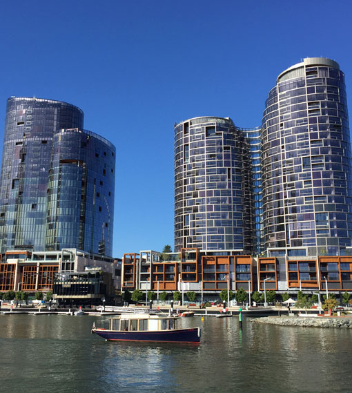 The Towers And The Ritz-Carlton, Elizabeth Quay
